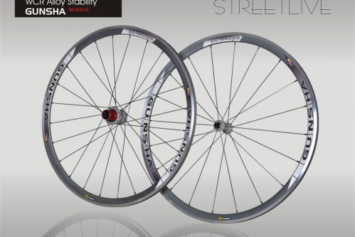 WCR Alloy Stability Urban Styles