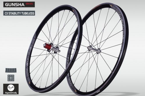 CX Stability Tubeless  ASYMETRIC